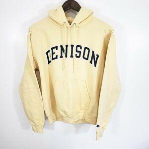 Champion Denison Logo Pullover Hoodie